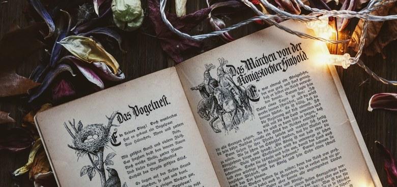 """""""Omas und Opas, hond'r Zit?"""" - Märchen erzählen"""
