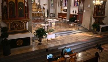 Tesaserbild für den Artikel Radiogottesdienst aus dem Dom St. Nikolaus
