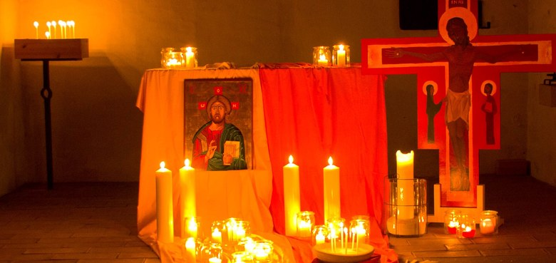 Taizé-Gebet in St. Gerold