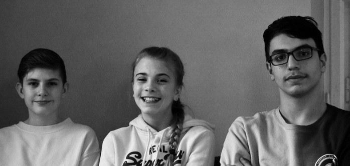 Eldin, Anna-Katharina und Muhammad