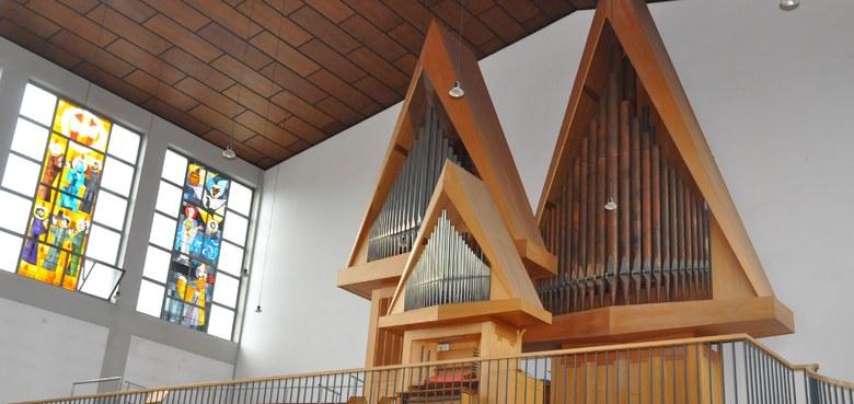 Altacher Orgelmatinee am Passionssonntag