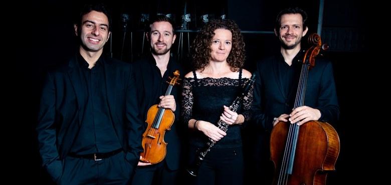 Olivier Messian: Quartett zum Ende der Zeit