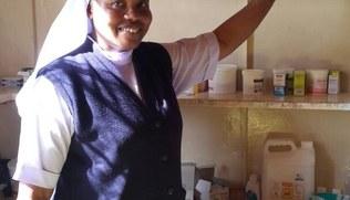 Vorschaubild Projekt Entbindungsstation der Pfarre Hekima - Kenia