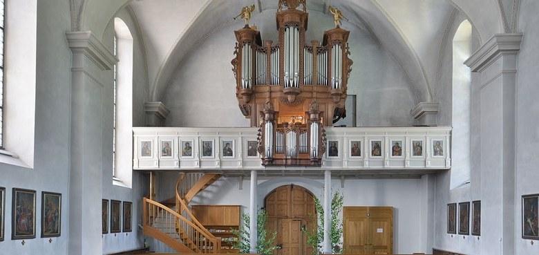 Bergöntzle-Orgel