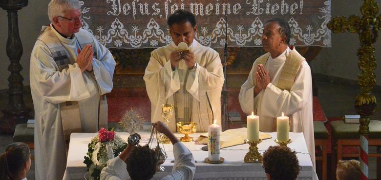 30jähriges Priesterjubiläum