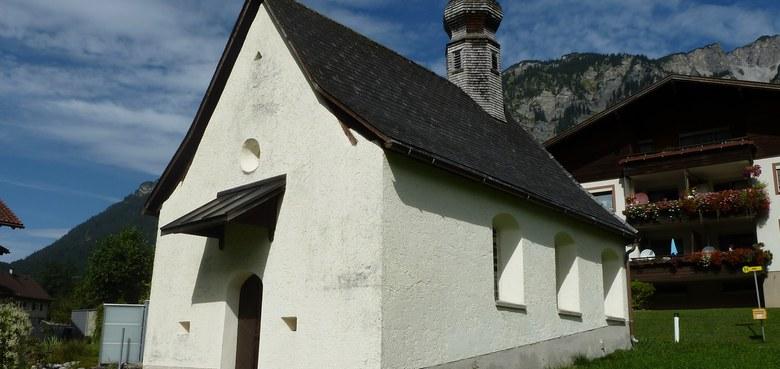 Sanierung der Kapelle hl. Anna geplant