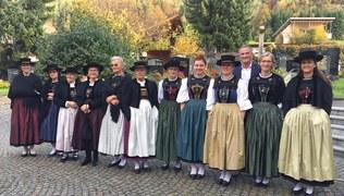 Vorschaubild Bischof auf Besuch im Pfarrverband Braz-Dalaas-Wald am Arlberg