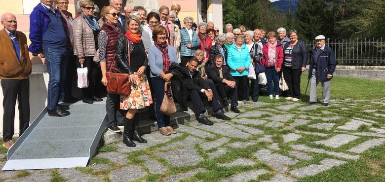 Wallfahrt Locherboden 2017