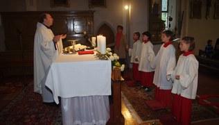 Vorschaubild Familiengottesdienst, Mai 2014