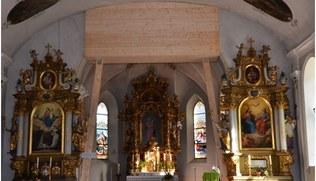 Vorschaubild Kirchensanierung