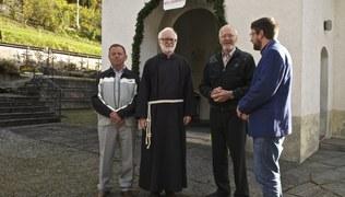Vorschaubild Pater Peter Brugger übernimmt den Pfarrverband, 2014