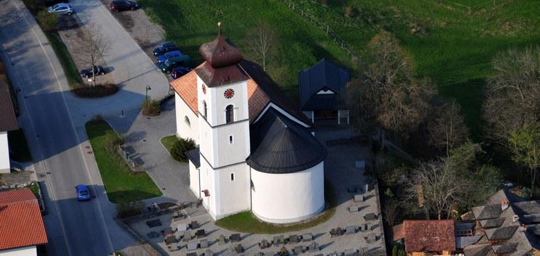 Eichenberg - Hl. Bernhard (copyright: Gebhard Barbisch)