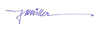 Unterschrift Jodok