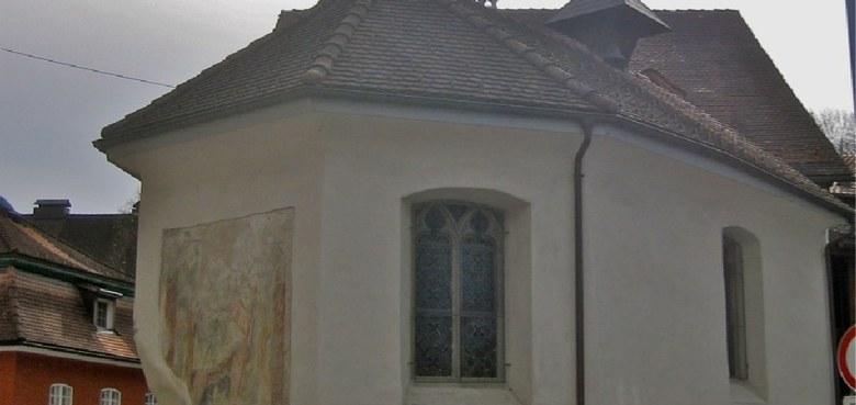 Heilig Kreuzkapelle im Kehr