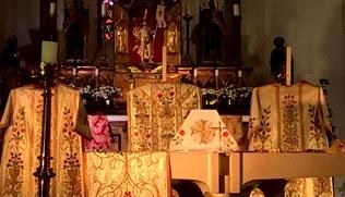 Vorschaubild Ausstellung Gewänder und Ornate - Lange Nacht der Kirchen 2019