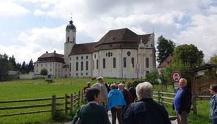 Vorschaubild Pfarrwallfahrt in die Wieskirche 2018