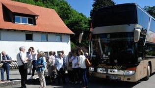 Vorschaubild Pfarrwallfahrt nach Bussen und Sigmaringen