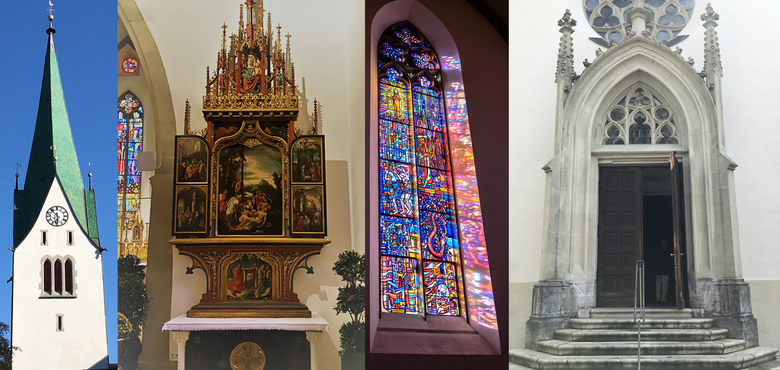 Feldkirch - Dom St. Nikolaus
