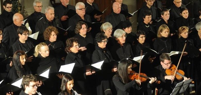 Musik im Gottesdienst - Cäciliensonntag