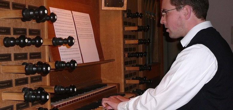 Orgelkonzert an drei Orgeln