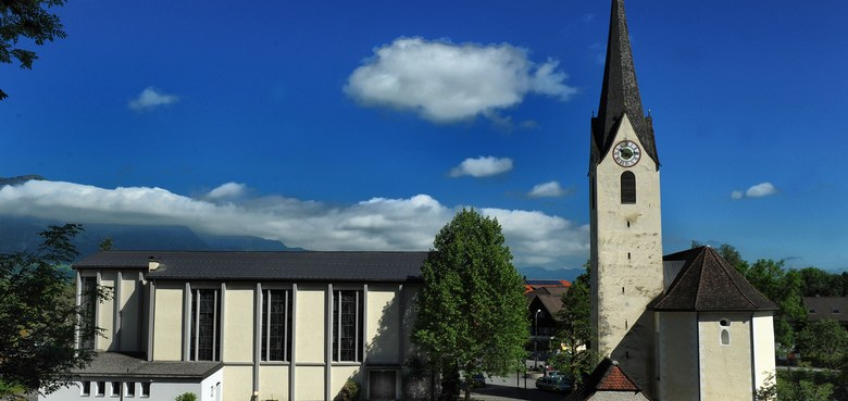 Feldkirch-Nofels - Mariä Heimsuchung (copyright: Pfarre Nofels)