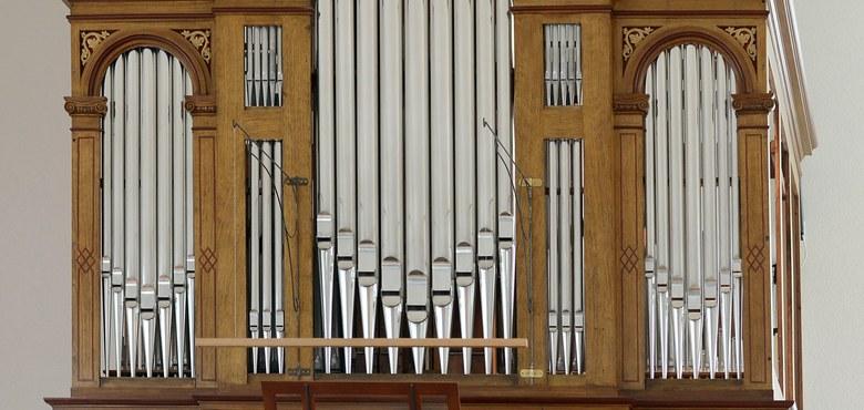 Kirchenmusik - Orgel, Glocken