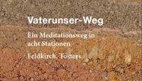 Vaterunser-Weg Broschüre