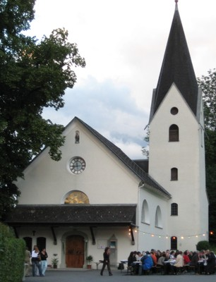 Kapelle Maria Ebene