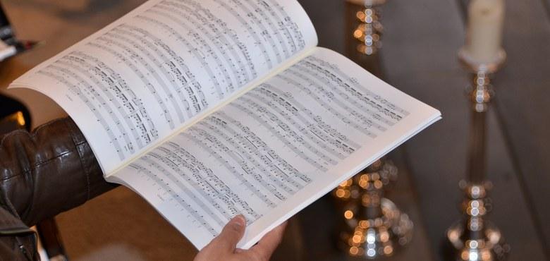 Chormusik a cappella – Gesänge und Motetten zum Aschermittwoch