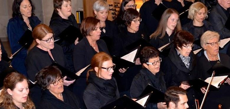 Chormusik zum Karfreitag
