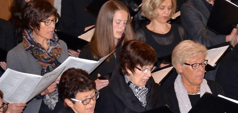 Musik für Frauenchor zu Maria Himmelfahrt