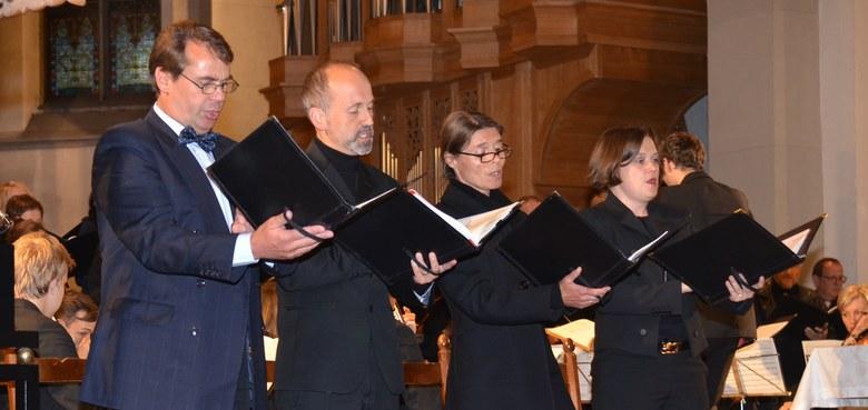 Musik für Kantor, Chor, Gemeinde & Orgel in der Osternachtfeier