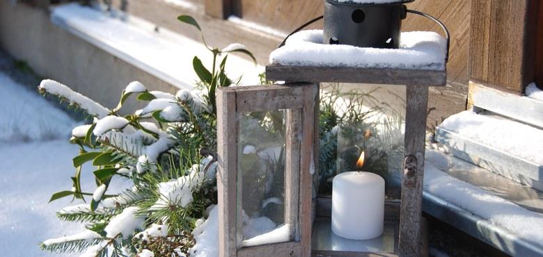 Stimmungsvoller Haldner Advent