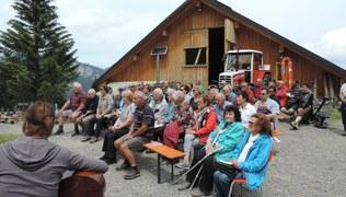 Vorschaubild Alpe Sattel, Messe