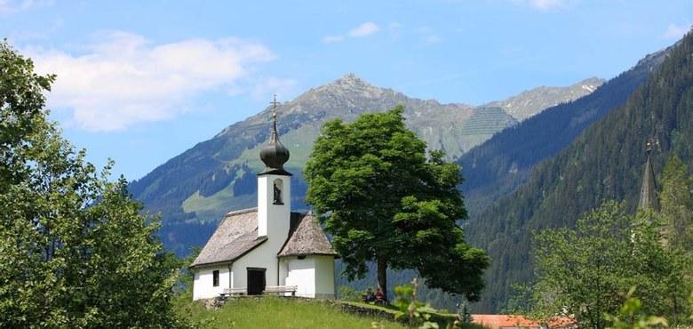 Unsere Kirchen und unsere Kapelle Maria Schnee