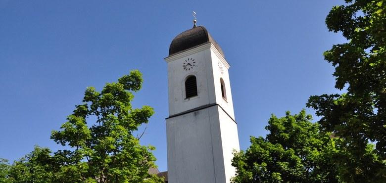Heiliger Luzius Kirchenpatron