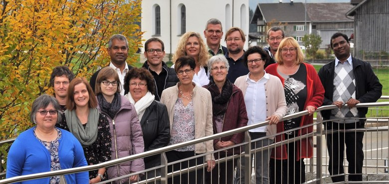 PGR Klausurtagung in Lingenau
