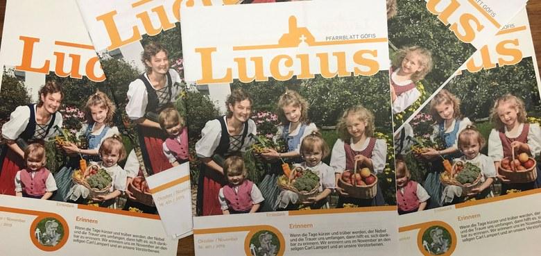Unser neuer Lucius