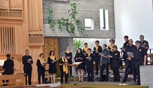 Vorschaubild Festgottgottesdienst zum Goldenen Priesterjubiläum von Bruder Karl-Martin Gort