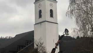 Vorschaubild Reparatur Turmuhr