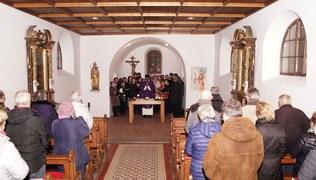 Vorschaubild Rorate im Bascha-Kirchele