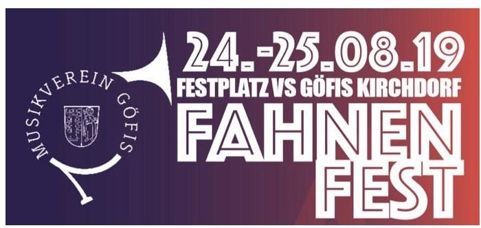 Feldmesse anlässlich des Fahnenfestes vom Musikverein Göfis