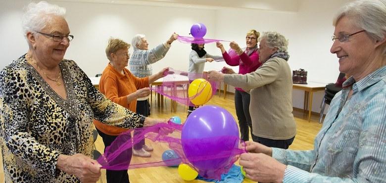 ALT.JUNG.SEIN - Mit Freude und Schwung älter werden