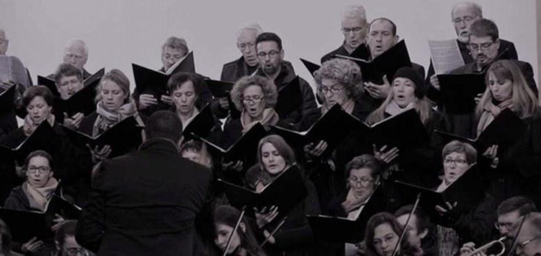 Konzert vom Kirchenchor St. Luzius Göfis, im Rahmen der Basilika-Konzertreihe
