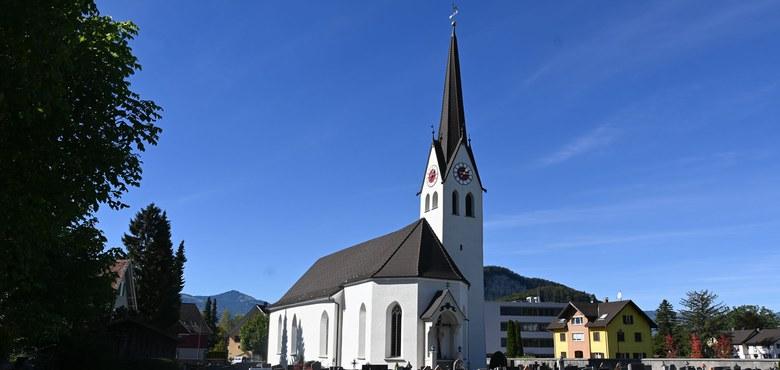 Sanierung Alte Kirche