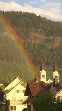 Regenbogen © Pauline ENder