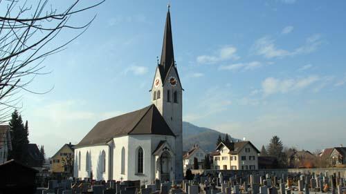Alte Pfarrkirche St. Ulrich