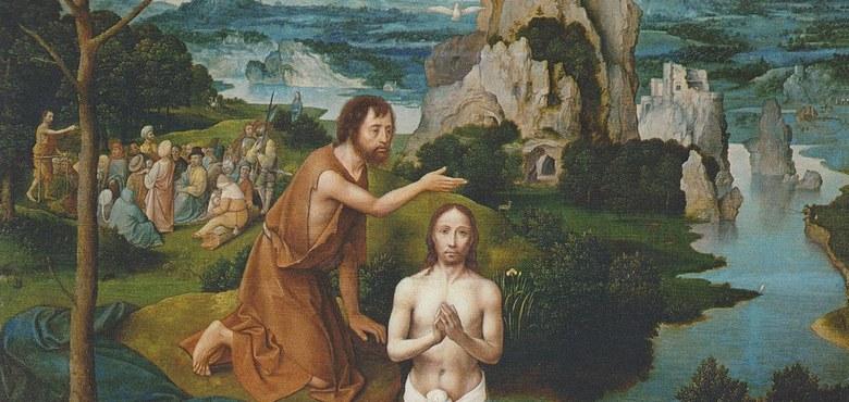 Taufe Jesus Christus