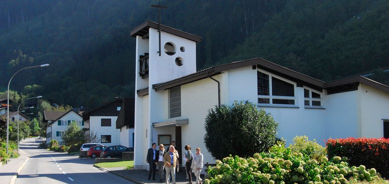 "Kapelle Berg ""Maria unter den vier Säulen"""