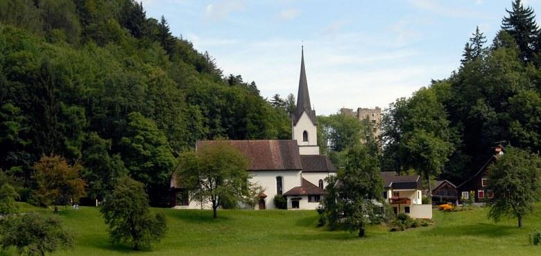 Wallfahrtskirche St. Arbogast